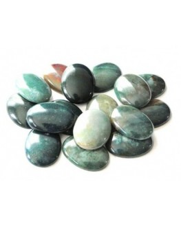 Agate Indienne cabochon