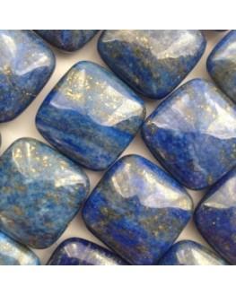 Lapis-lazuli - Pierre carrée