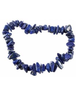 Bracelet - Lapis lazuli - Baroque
