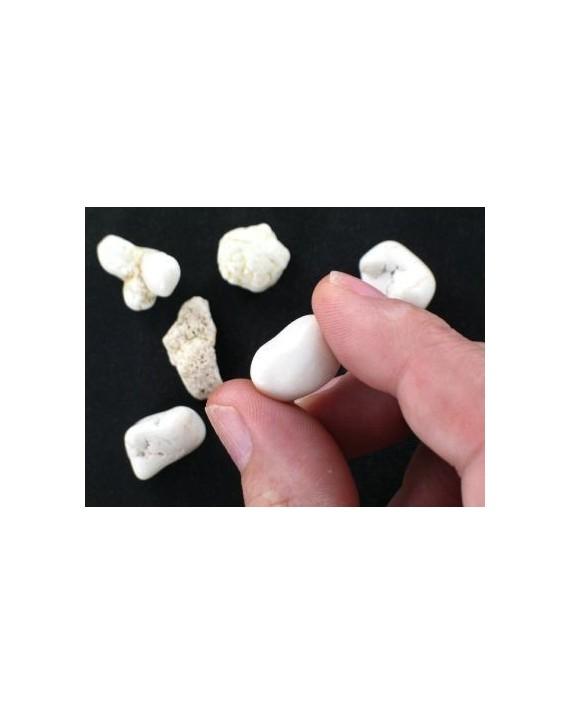 Magnésite pierre roulée