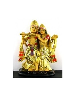 Feng shui - Statuette - Radha Krishna
