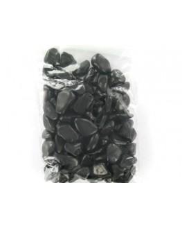 Shungite - 100 grammes de pierres roulées pour purifier l'eau