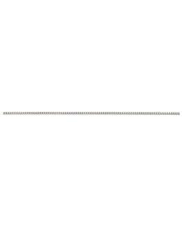 Chaîne maille gourmette Argent 925 - 55 cm