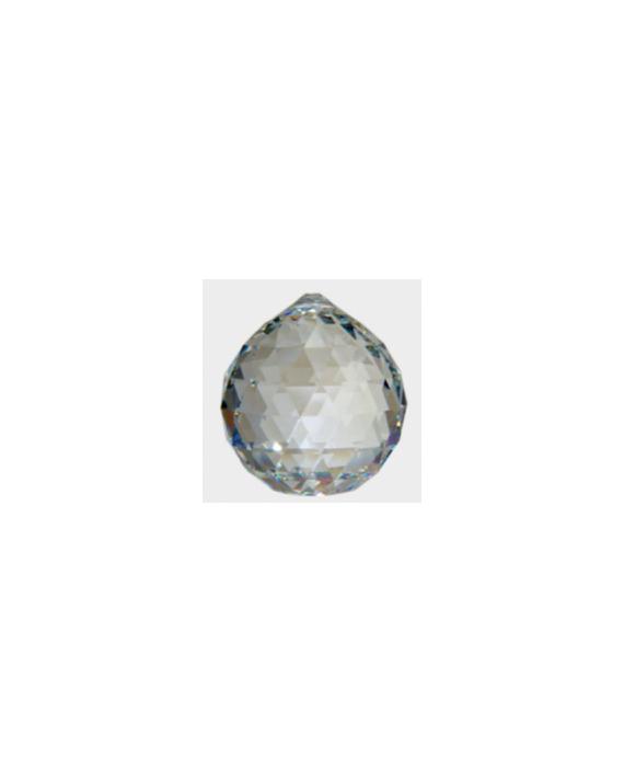 Boule de Cristal à facettes ø 60 mm