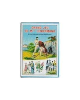 Tarot - Grand jeu de Mlle Lenormand