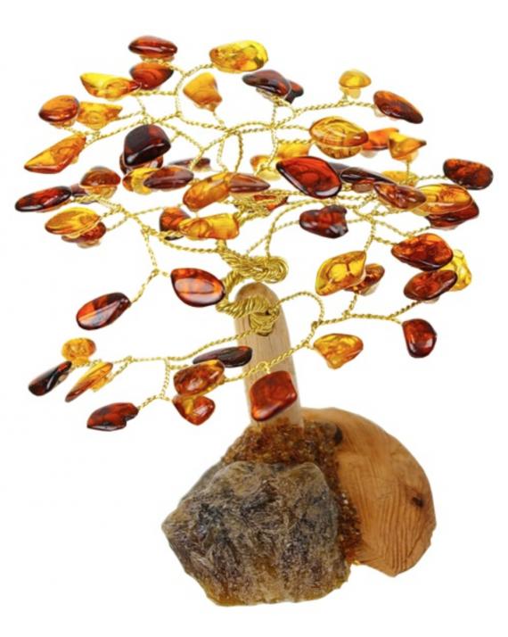 arbre en ambre