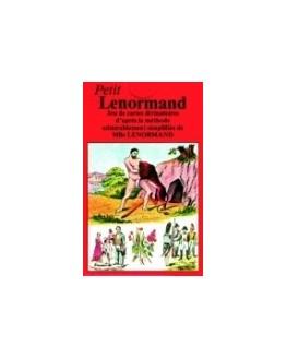 Tarot - Jeu melle Lenormand