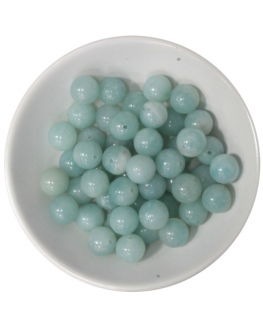 Coffret de perles en Amazonite