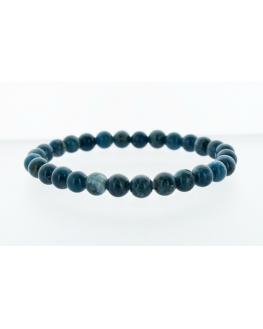 Bracelet Apatite Perles rondes 6 à 8 mm