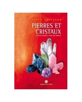 Livre - Pierres et cristaux
