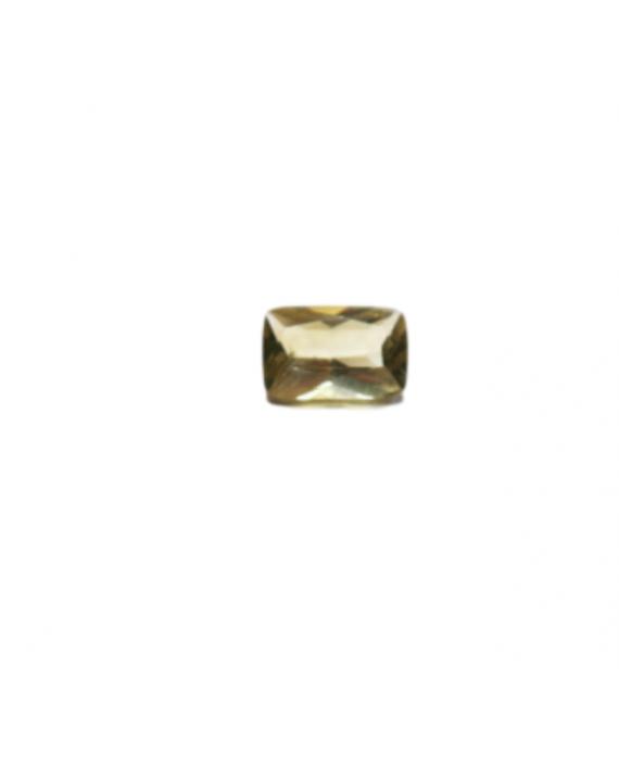 pierre précieuse Citrine pièce unique