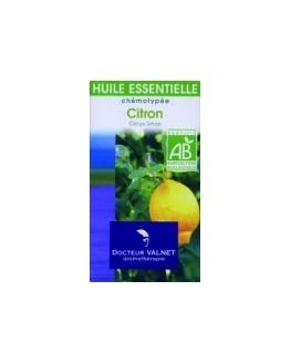 Huile essentielle - Citron