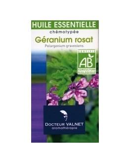 Huile Essentielle Geranium Rosat Bio 10 ml