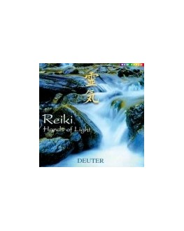 Musique - Reiki hands of light