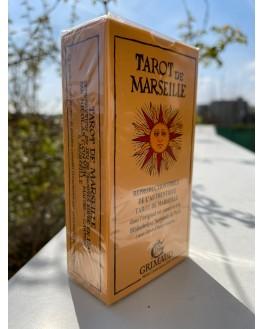 Tarot de Marseille Conver Héron