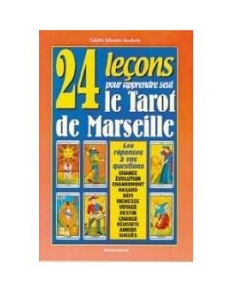 Livre 24 leçons pour apprendre seul le tarot