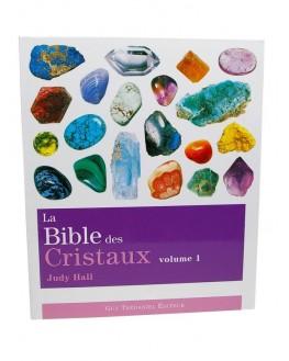 LIVRE - La Bible des Cristaux - Tome 1