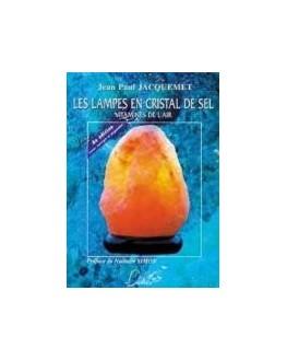Livre : Les Lampes en cristal de sel