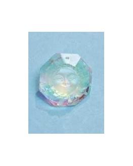 Feng shui - Miroir verre concave - 65 mm