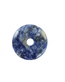 Donut- pendentif - Sodalite