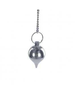 Pendule Goutte - Métal argenté