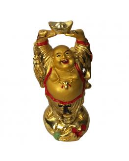 Statuette - Bouddha lingot - Feng shui