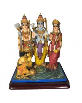 Statuette - Famille Sita Ram - Feng shui