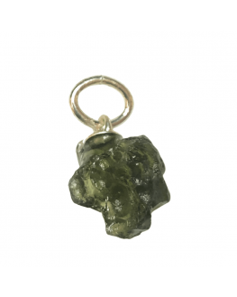Moldavite - Pendentif