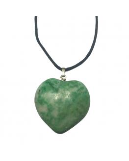 Amazonite - Pendentif Coeur