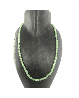 Aventurine verte - Collier de perles 4mm