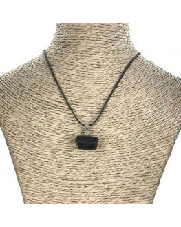 pendentif en tourmaline noire 2