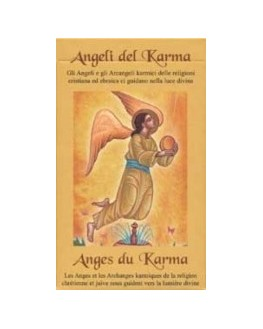 Tarot - Oracle anges du karma