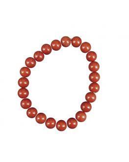 Jaspe rouge bracelet 8mm