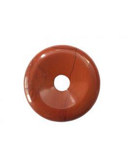 donut jaspe rouge