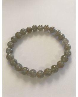 Labradorite Bracelet  8 mm