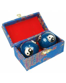 Feng shui - Boules Qi Gong - Yin-Yang
