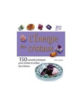 Livre - L'énergie des cristaux