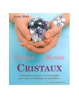 Livre - Entrez dans le monde des cristaux - Livre + CD
