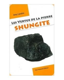 Livre - Les vertus de la pierre shungite