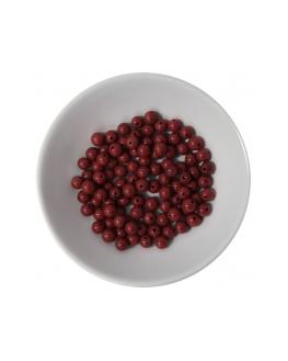 Coffret créatif en Perles de Jaspe rouge