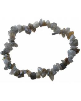 Bracelet - Labradorite - Baroque