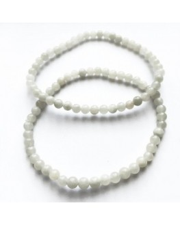 Bracelet - Pierre de lune - Perles