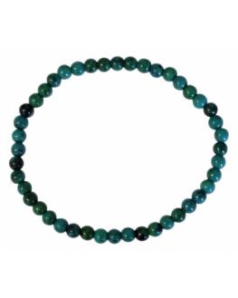 Bracelet - Chrysocolle - Perles