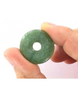 Pendentif - Aventurine - Donut
