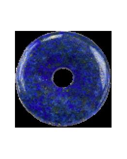 Pendentif donut Lapis-lazuli