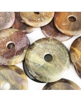 Pendentif - Bronzite - Donut