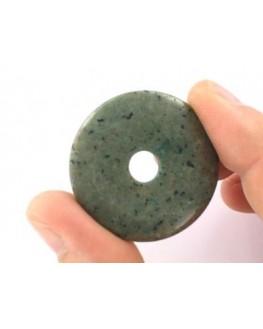 Pendentif - Lépidolite - Donut