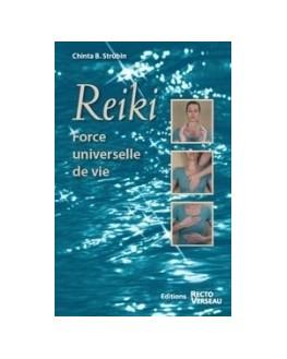 Livre - Reiki, force universelle de vie