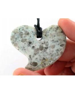Pendentif - Coeur Tiansheng - Coeur